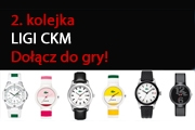 Liga CKM 2. kolejka