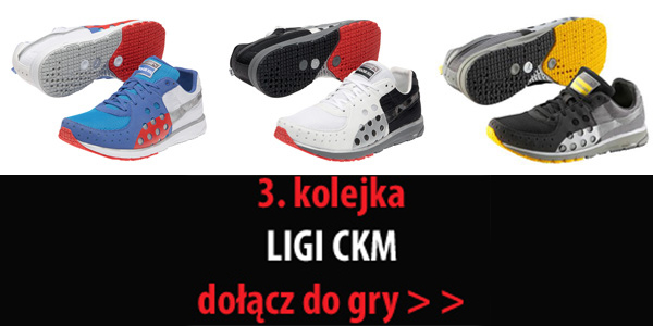 Liga CKM 3. kolejka