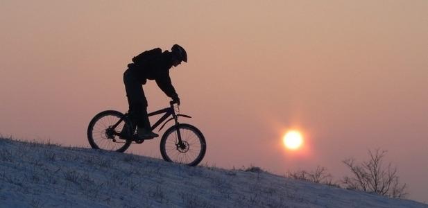 Slopestyle. Rowery rozjechane