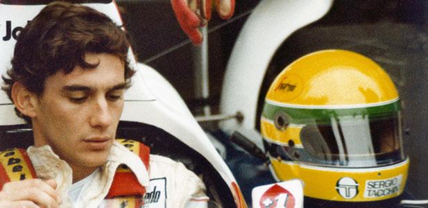 Senna - biografia mistrza na DVD