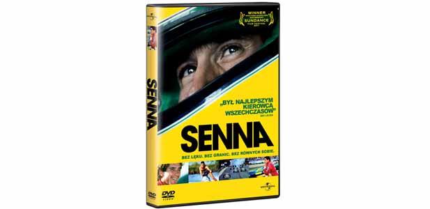 Płyty DVD do zgarnięcia! Konkurs Senna