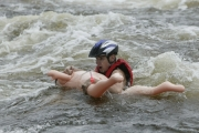 Spływaj dzieweczko!