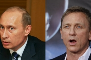 Ring CKM: Putin vs. Bond