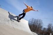 Fitness: Skateboarding