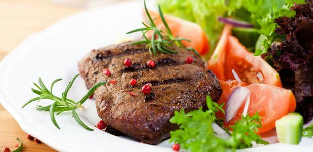 przepis na stek