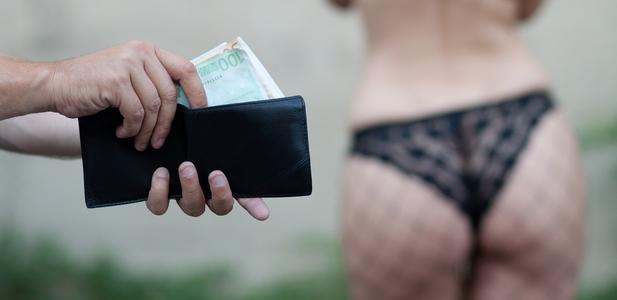 prostytutka