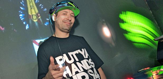 słynny DJ Macu