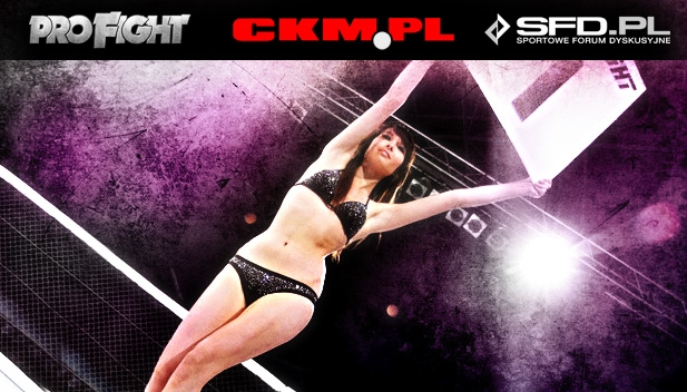 Casting na CKM.PL - ProFight Ring Girl!