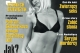Kasia Metza na okładce CKM - maj 1999