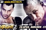 Pełny fightcard Pro Fight 7