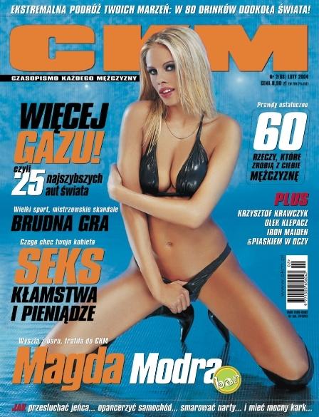 Magda Modra CKM