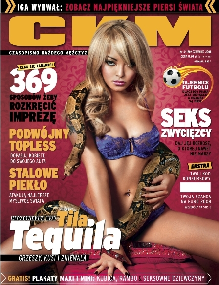 Tila Tequila CKM