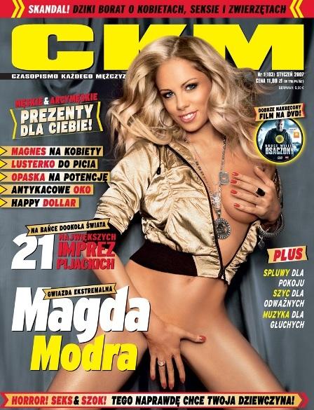 Magda Modra CKM 2007
