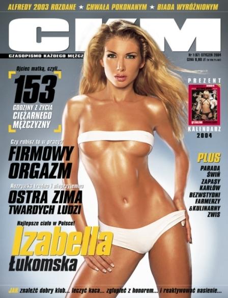 Izabella Łukomska-Pyżalska CKM