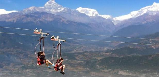 kolejka w Nepalu
