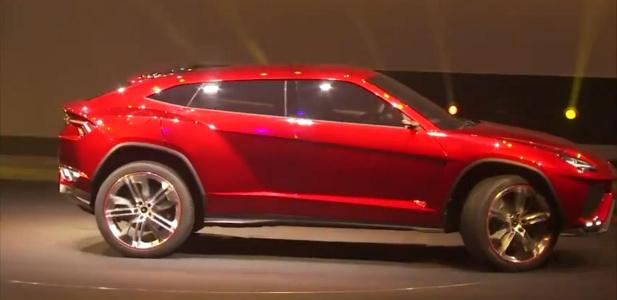 Lamborghini Ursus