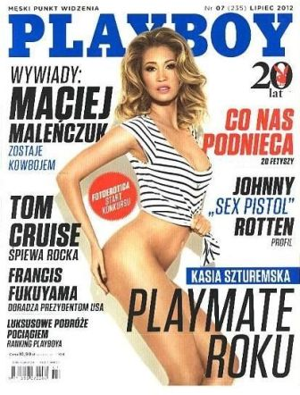 Katarzyna Szturemska Playboy