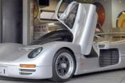 Zainspirowany Porsche