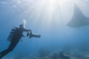 Podwodny Google Street View