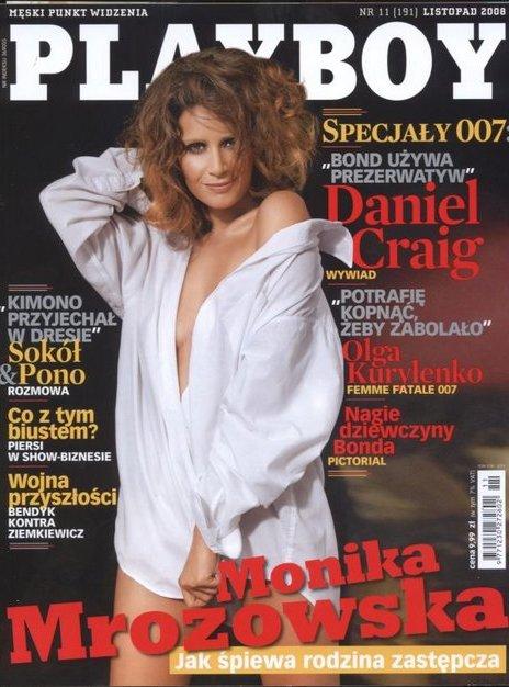 Monika Mrozowska playboy