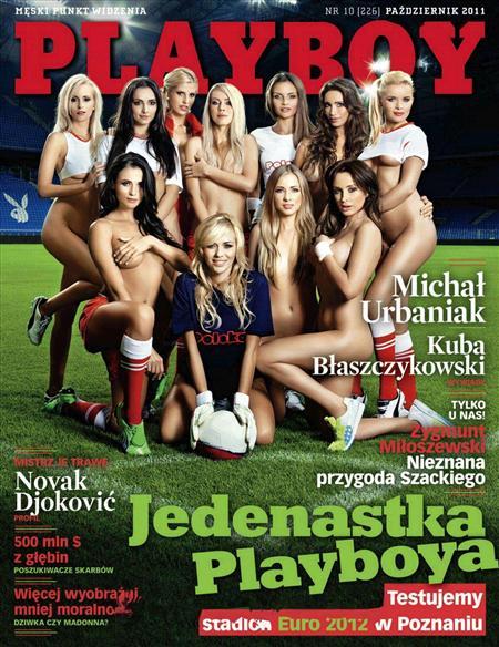 Euro 2012 playboy
