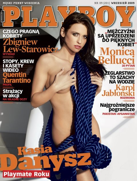 Kasia Danysz Playboy
