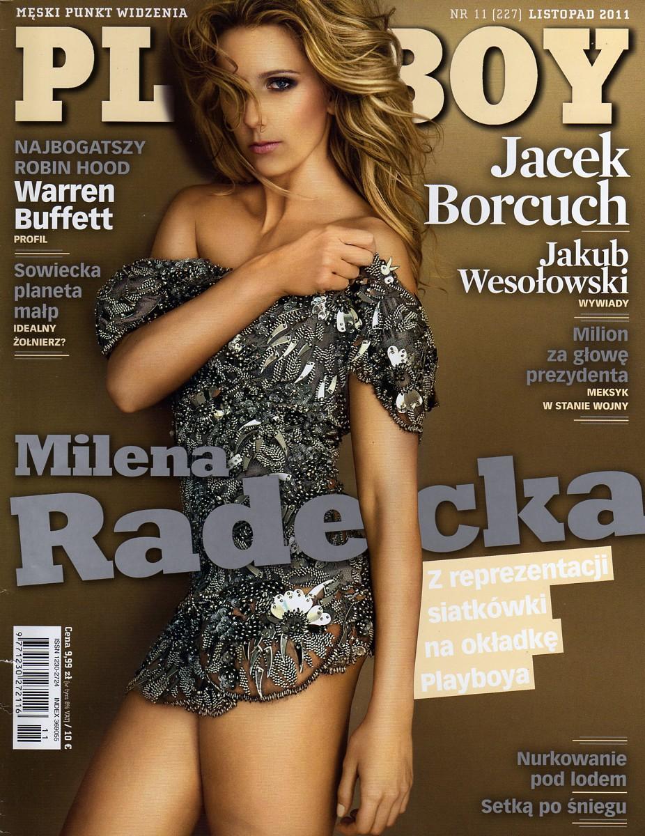 Milena Radecka playboy