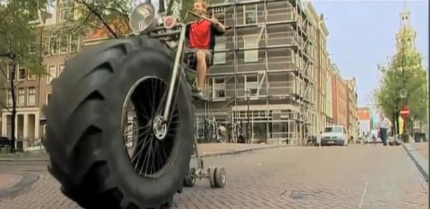najcięższy rower świata