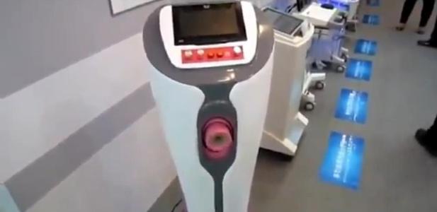maszyna do oddawania nasienia