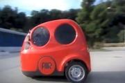 Samochód napędzany powietrzem