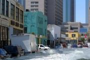 Huragan Sandy złapany na wideo
