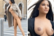 Michaela Grauke nago w Playboyu