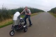 Najszybszy wózek świata