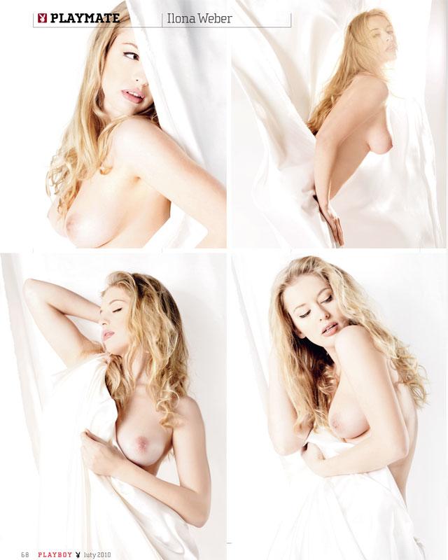 Ilona Weber Playboy