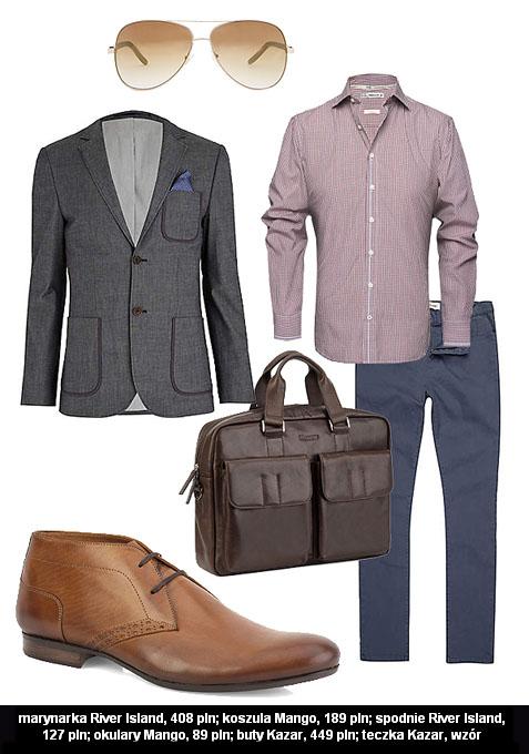 moda męska 2012