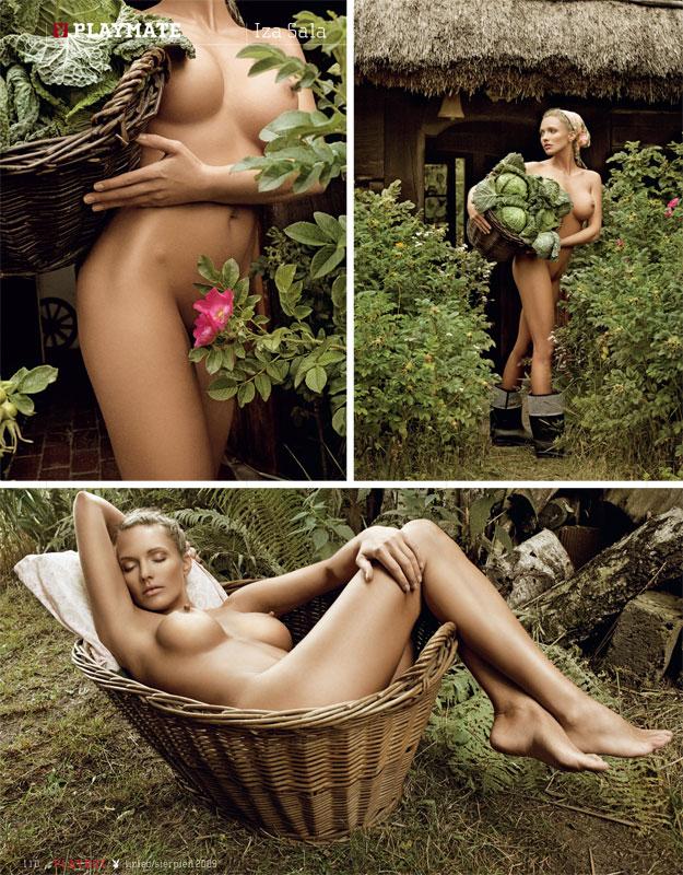 Iza Sala Playboy