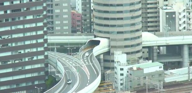 autostrada w budynku