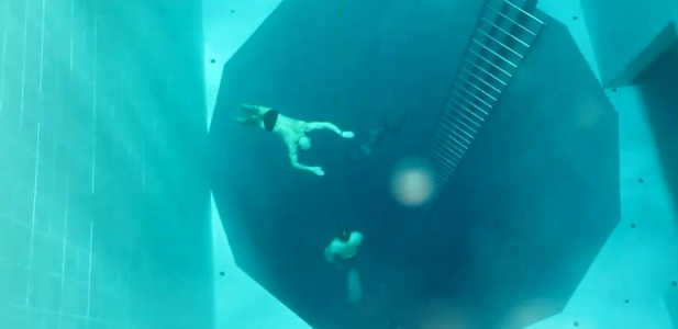 najgłębszy basen w Europie