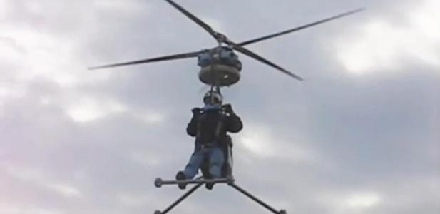 najmniejszy helikopter świata