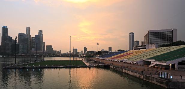 stadion na wodzie