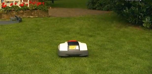 robot kosiarka