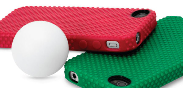 Iphone ping-pong cover