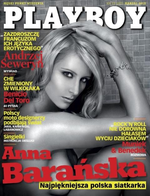 Barańska Anna Playboy