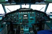 Pasażer za sterami samolotu