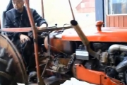 Traktor Terror - Napęd od Volvo