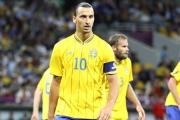 Szwecja - Anglia 4:2 - złoty Zlatan