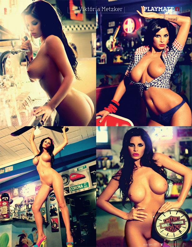 Viktoria Metzker Playboy