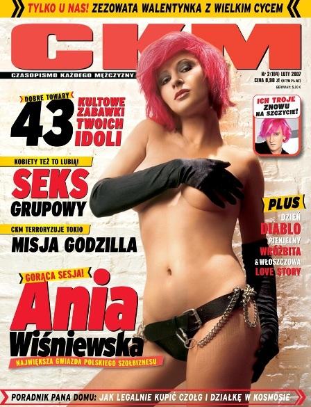 Anna Wiśniewska CKM