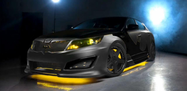 batmobile KIA