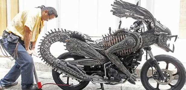 moto predator